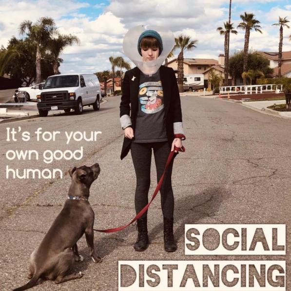 iMac-Social Distancing Contest